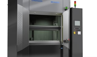 High-speed welding of large-format parts