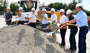 Maier Packaging lays the cornerstone for future success