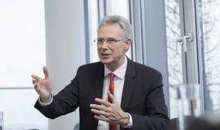 Wir erwarten eine Umsatzsteigerung - sagt ein Vorstandsmitglied von Lanxess