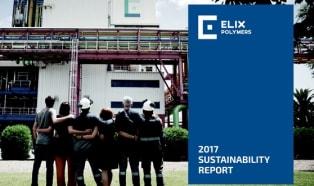 ELIX Polymers veröffentlicht Nachhaltigkeitsbericht 2017