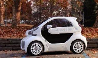 Auto z drukarki trafi na rynek już w 2019