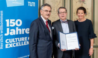 Clariant und TUM verleihen Dr. Karl Wamsler Innovation Award