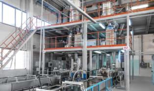 Russlands größter Compound-Produzent setzt auf Extruder von Coperion
