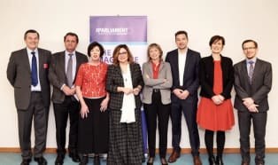 Petcore Europe discusses in the European Parliament