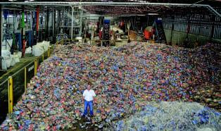 Recycling - Ein essenzieller Schritt für die Circular Economy