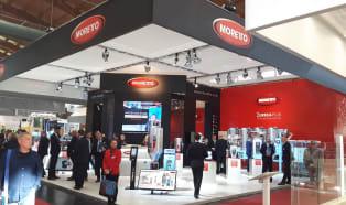 Moretto at Chinaplas 2019