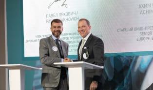 BASF und SIBUR kooperieren bei der Entwicklung innovativer Polymerlösungen