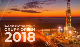 Raport Zintegrowany Grupy Orlen za 2018 rok już w sieci