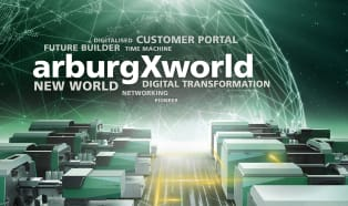 Arburg auf der K 2019: Zwei Sichten auf die eine Welt