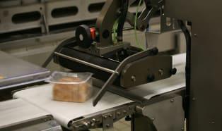 System detekcji nieszczelności dla produktów w opakowaniach MAP