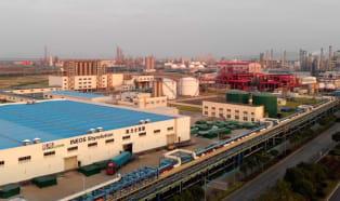 Ineos Styrolution plant den Bau einer ABS-Anlage in China
