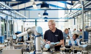 Universal Robots pozwoli wdrożyć roboty bez początkowych kosztów