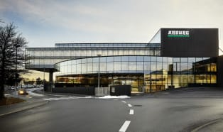 Neues Arburg Schulungscenter – mehr Platz, mehr Digitalisierung