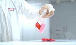 Lanxess spendet eine Million Liter Desinfektionsmittel