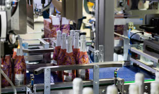 Domaine Chandon Australia partner with Sidel for custom bottling End-of-Line operation