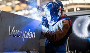 Vecoplan invests millions and enjoys further success - despite Covid-19