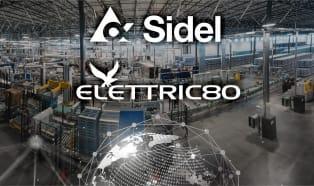 Sidel i Elettric80 zawierają strategiczny sojusz