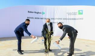Aramco и Baker Hughes провели церемонию начала строительства нового предприятия