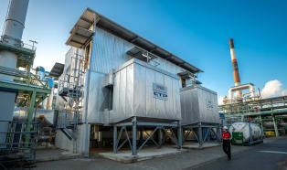 Lanxess uruchamia instalację redukcji podtlenku azotu w Antwerpii