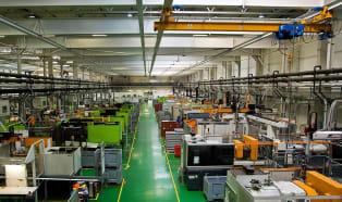 Co czwarta firma z branży PTS inwestuje w park maszyn i urządzeń