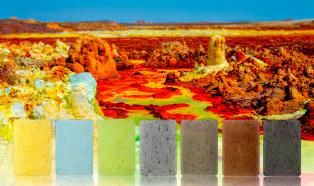 Ampacet przedstawia kolekcję Dallol z żywymi kolorami