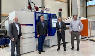 Wittmann Battenfeld, Schwarz Plastic Solutions und Precupa Präzisionsformenbau kooperieren