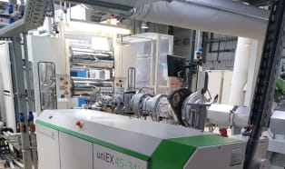 Universelle Coextruder: jetzt auch für Folienanwendungen
