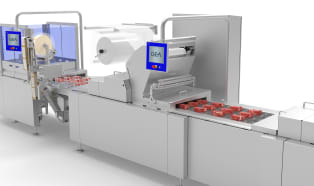 GEA launches high-capacity SKIN thermoforming technology for food items