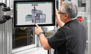 System automatyzacji ''pod klucz'' firmy Arburg na Hannover Messe 2021