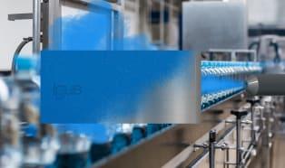Nowy proszek łożyskowy do pokrywania metalowych powierzchni w branży spożywczej