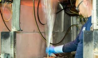 Nowe dyspersje na bazie wody dla wysokiej jakości systemów PU