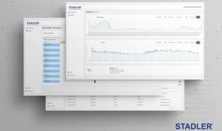 STADLER Service Data Cloud platform enhances sorting plant efficiency