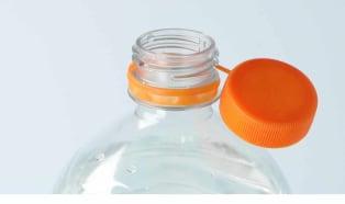 Zakrętka trwale związana z butelką - ALPLA już gotowa