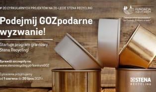 Stena Recycling dofinansuje 20 lokalnych ekologicznych projektów