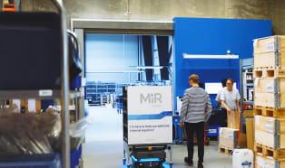 Koch Industries współpracuje z MIR w zakresie robotów mobilnych