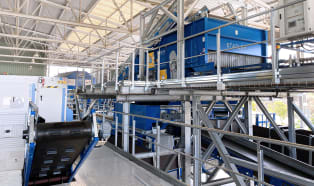 Stadler builds the integrated sorting line for the Life4Film project