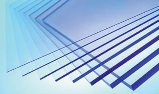 Polycarbonate solid sheets: Exolon, not Makrolon