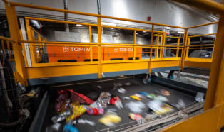 Tomra Recycling and Masotina: highly targeted plastic sorting boosts recycling volumes and purity