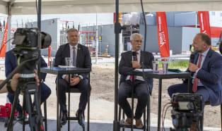 Branżowa debata z inwestycji Anwilu