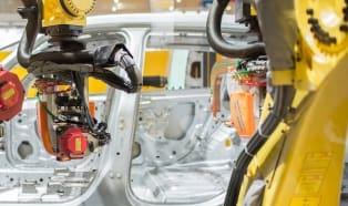 Fanuc dostarczy 500 robotów do fabryki Forda w Kolonii