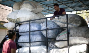 Engel сотрудничает с Plastic Bank