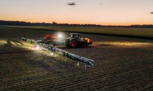 Bosch i BASF tworzą joint venture w obszarze inteligentnego rolnictwa