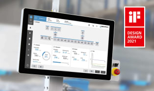 Intuitive control interface increases ZSK extruder efficiency