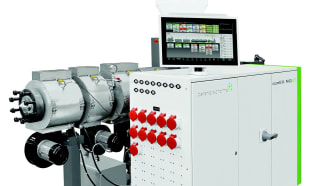 conEX NG proves its quality in corrugated pipe extrusion