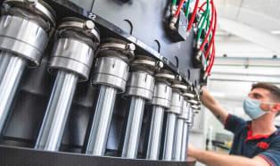 Sacmi rigid packaging technologies at Pack Expo Las Vegas 2021