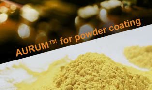 Aurum TPI with dielectric properties serves for coating applications