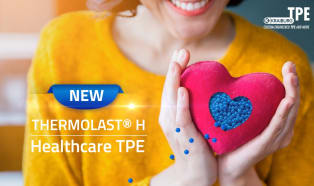 Thermolast H exclusively for Asia Pacific's healthcare and medical device applications