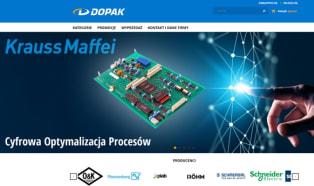 eShop Dopak - nowość w ofercie wrocławskiej firmy