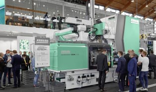"""Arburg """"live"""" and on a grand scale at Fakuma 2021"""