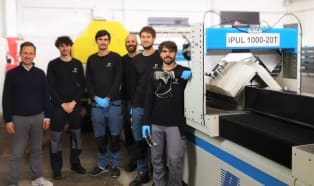 Carbon TT relies on pultrusion systems from Pultrex with iPul technology